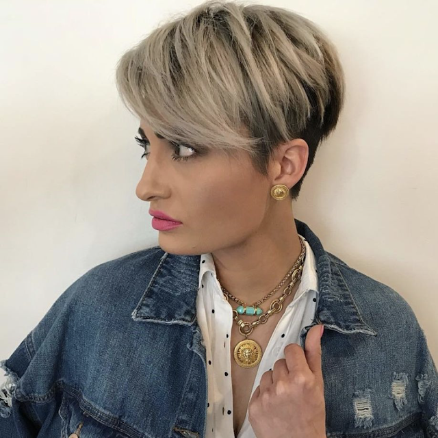 long pixie bob haircuts