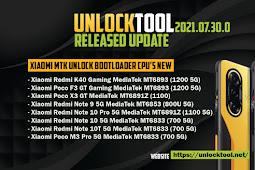 UnlockTool_2021.07.30.0 Released Update Xiaomi MTK Cpu's NEW