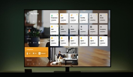 HomeKit center