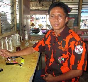 Ketua MPC Pemuda Pancasila Kota Solok, Eri Kanser, Meninggal Dunia