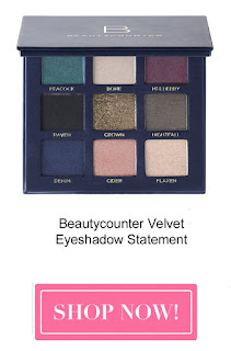 beautycounter velvet eyeshadow statement