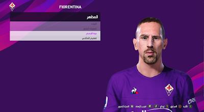 PES 2020 Faces Franck Ribery by So PES