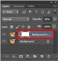 cara membuat efek fokus lembut di photoshop