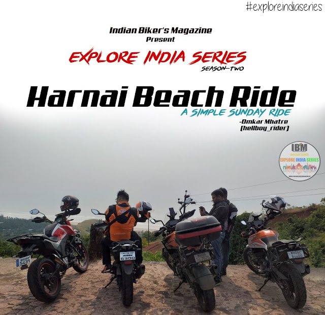 Harnai Beach Motorcycle Ride Via Kashedi Ghat | Explore India Series
