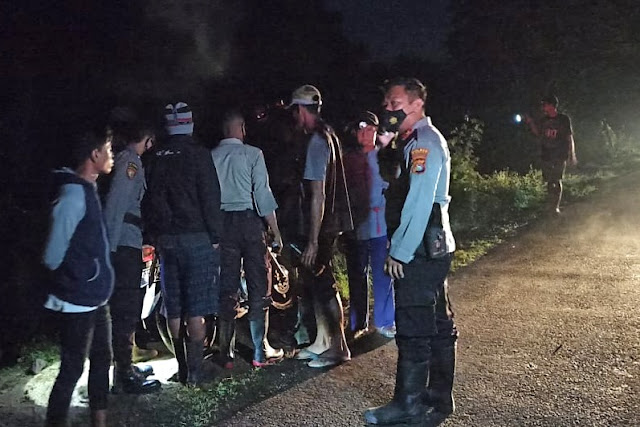 Korban hanyut di sungai Sumbawa belum ditemukan