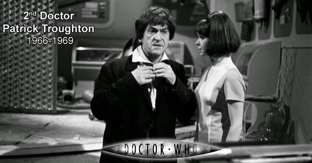 Patrick Troughton, el Segundo Doctor