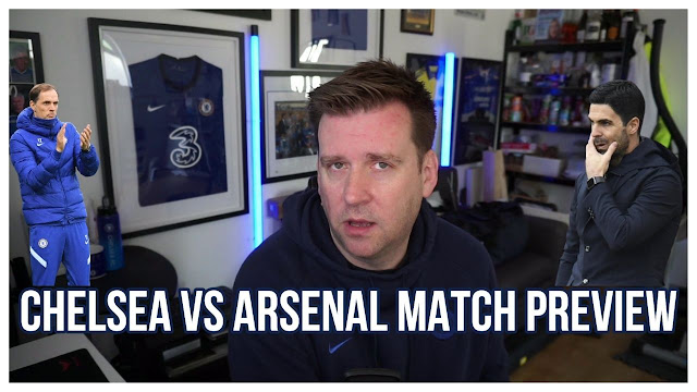 CHELSEA VS ARSENAL PREVIEW   FORGET ARSENAL - THIS IS ABOUT US!