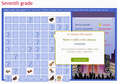Because I'm Me review of IXL, online math and Language Arts review program for kids ages 4-18