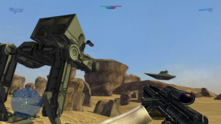 Star Wars Battlefront PC Full Español