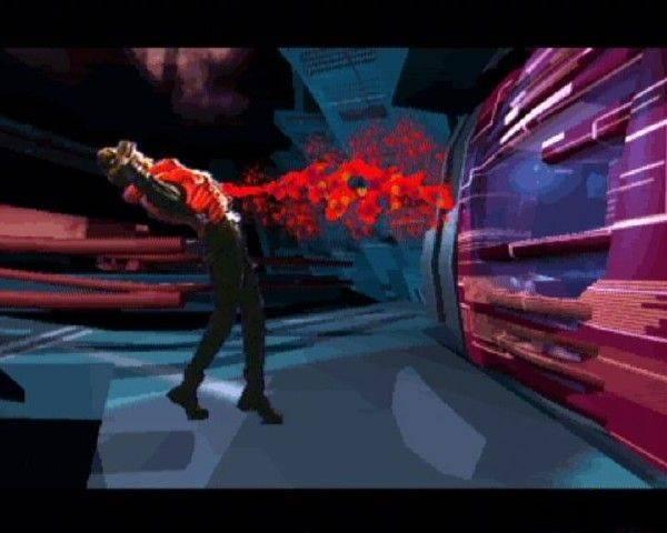 Impressive cyberpunk graphics for '94 (Burn Cycle, Philips CD-i