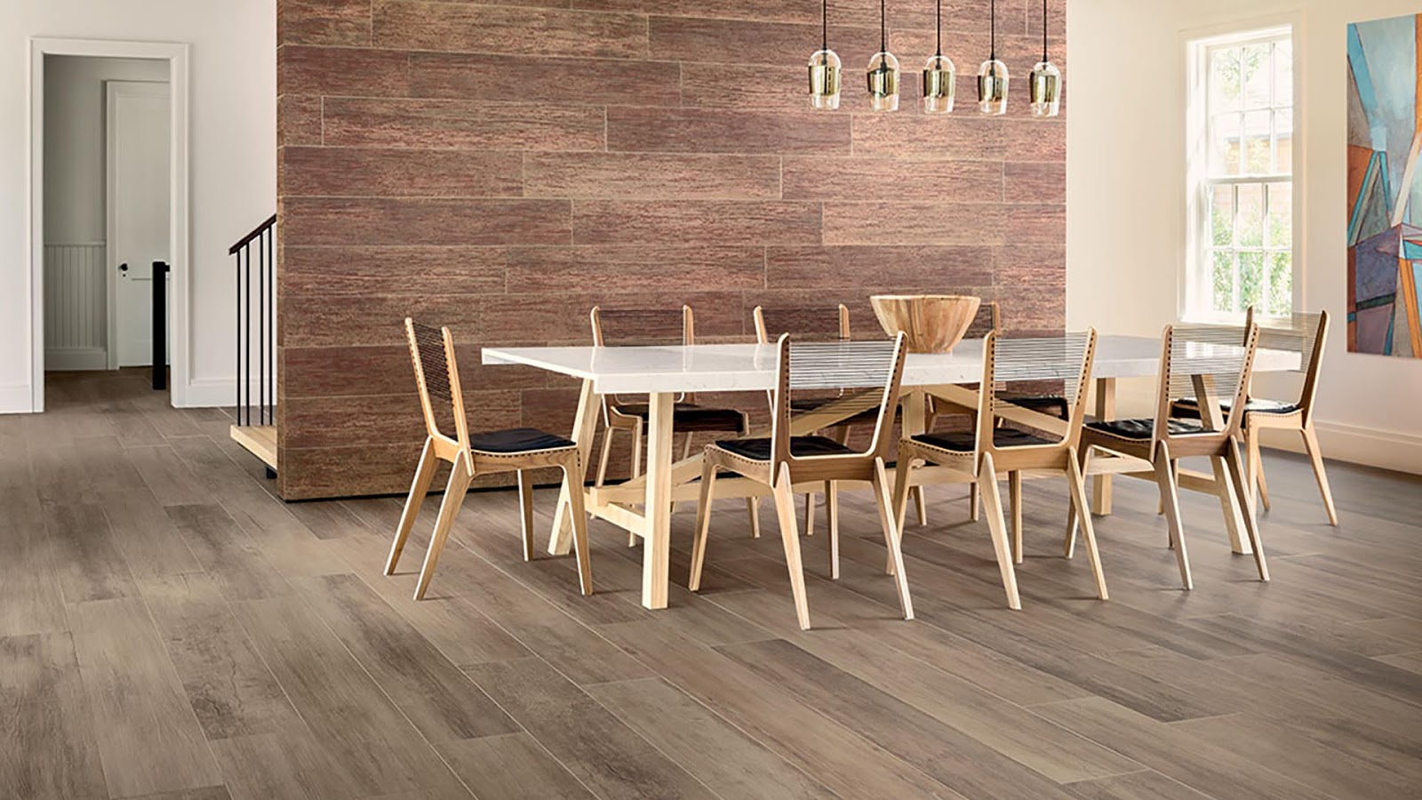 Wood Finish Tiles Root And Vibe Collection Floor Wall Tiles