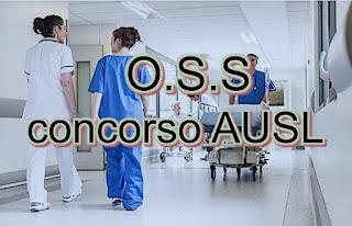 www.adessolavoro.com - concorso AUSL per lavoro di OSS