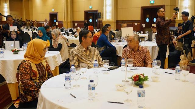 Gelar Potensi Investasi Daerah Dan Seminar Nasional Investasi Indonesia