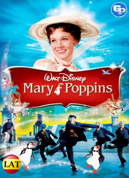 Mary Poppins (1964) LATINO