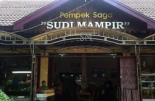 Kuliner Pempek Candy di Palembang