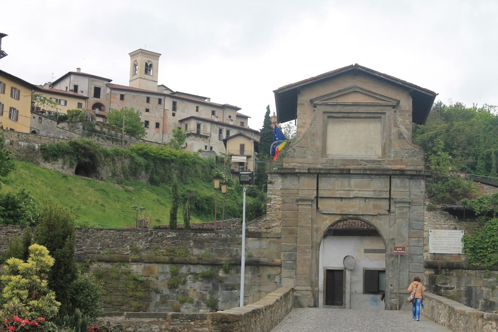 Visit bergamo tour fra storia arte cultura al servizio - Treno milano porta garibaldi bergamo ...