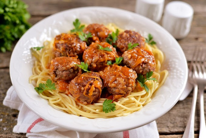 Spagheti and Meetball