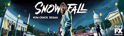 Snowfall FX Series Banner Poster 3
