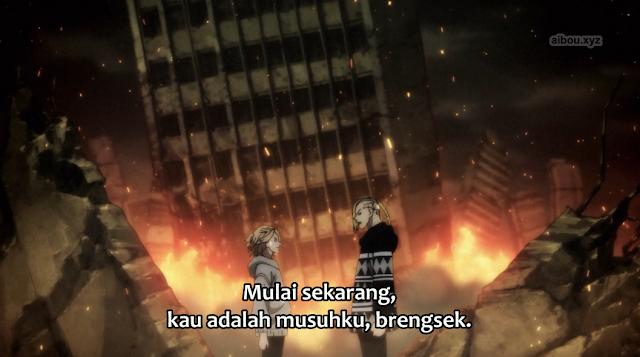 Tokyo Revengers Episode 23 Subtitle Indonesia