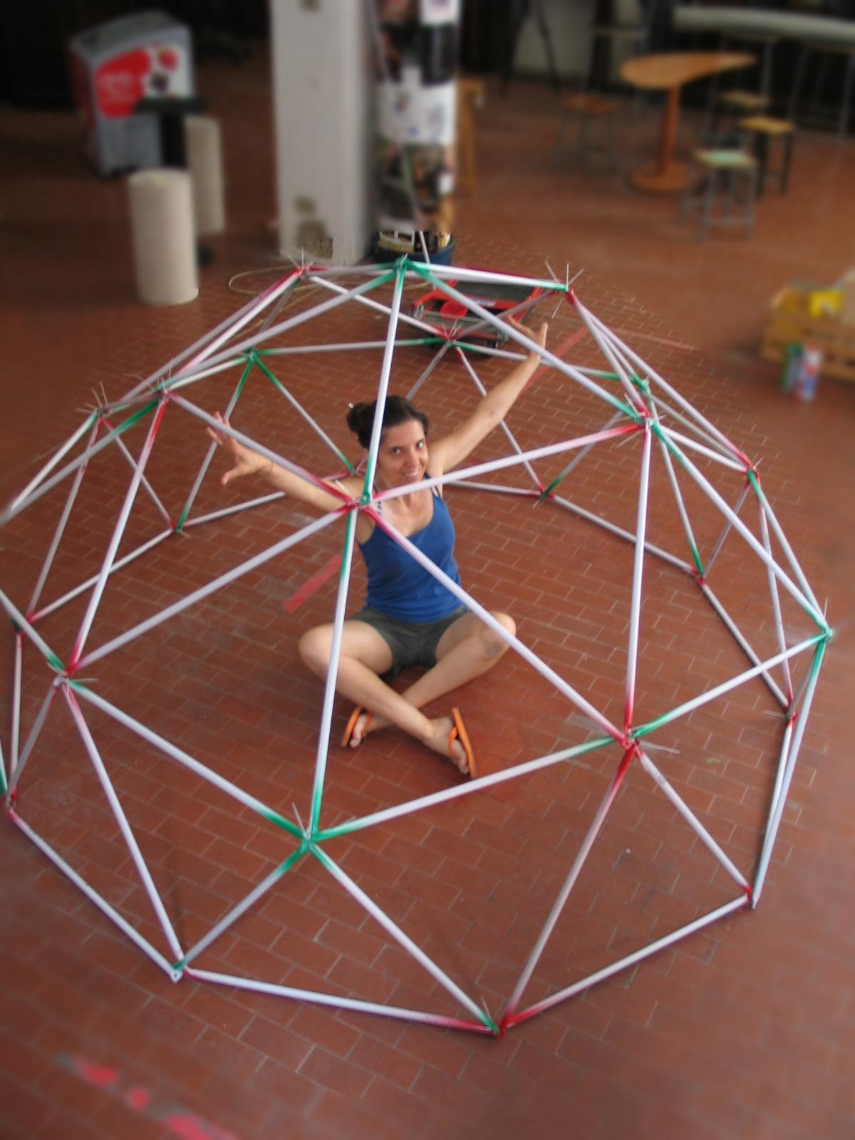 Amato Roba da Bambini: Esperimenti con le Strutture 4 - La cupola  BM18