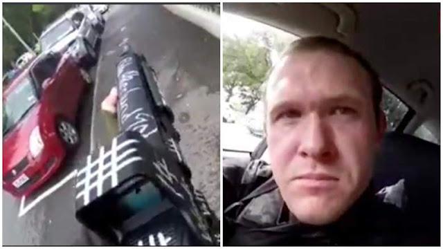 Penembakan Brutal Dalam Masjid Itu Teror Yang Nyata!