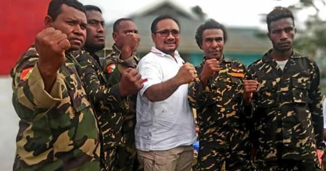 'Papua Rusuh, Dimana Banser?'