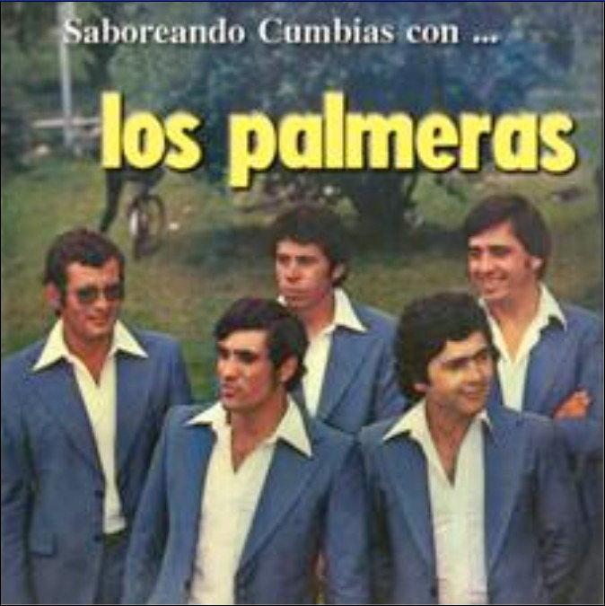 SABOREANDO CUMBIA (1980) - LOS PALMERAS