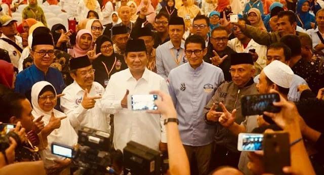 API (Aliansi Pencerah Indonesia) Sebut 90% Warga Muhammadiyah Pilih Prabowo