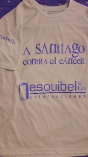 A Santiago contra el Cancer
