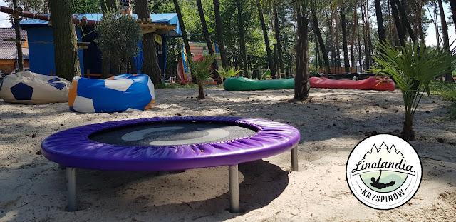Najlepszy park linowy Kraków