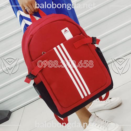 Balo Bóng Đá Adidas Đỏ