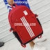 Balo Bóng Đá Adidas Màu Đỏ Mã N2