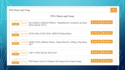 png mucic mp3 songs