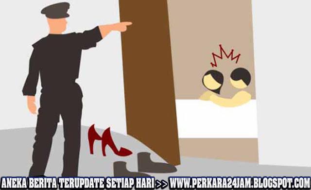 Langkah Detektif Suami Pergoki Istri Berbuat Mesum Dengan Atasan