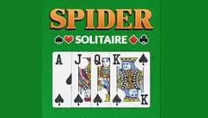 Örümcek İskambili Büyük - Spider Solitaire Big