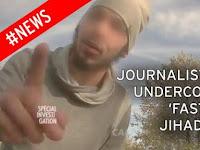 Kaget Saat Menyusup ke ISIS, Jurnalis Perancis : Simpatisan ISIS Ternyata Tak Paham Islam