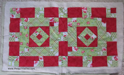 free quilt pattern for table runner