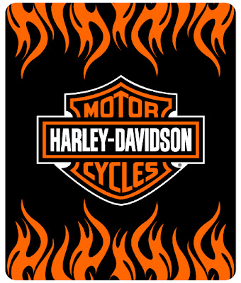 Harley Quin: Harley Davidson Logo