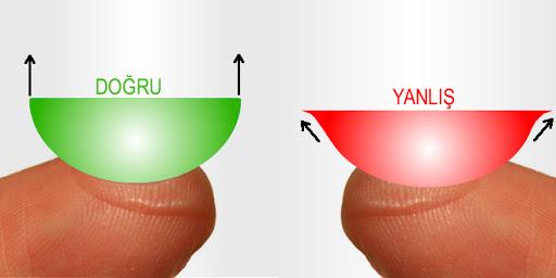 Lensin Tersi Düzü Nasıl Anlaşılır ?