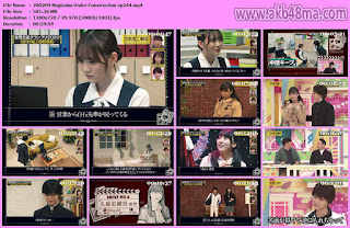 200209 Nogizaka Under Construction ep244