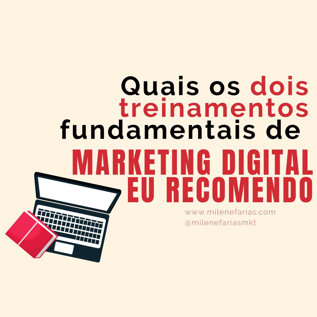 quais cursos de marketing digital fazer