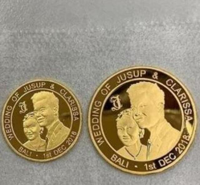 Rendra Tjahjadi : Pernikahan Jusup-Clarissa Tidak Bersuvenir Mobil Jaguar dan Koin Emas