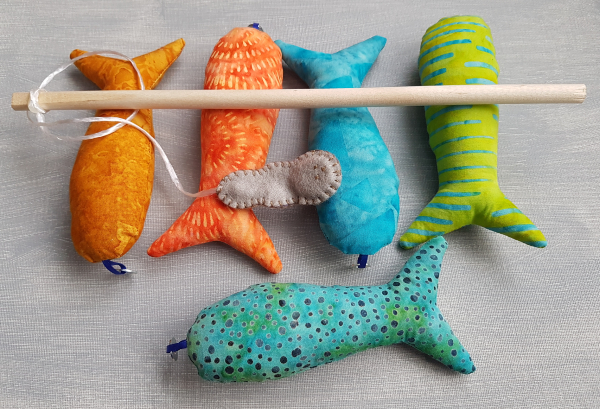 magnetic fishing game | DevotedQuilter.com