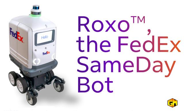 FedEx Gizmo Manila