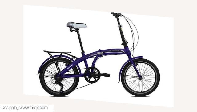 Harga Sepeda Lipat Wimcycle Terbaru 2020