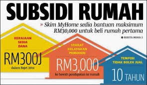 Subsidi rumah MyHome