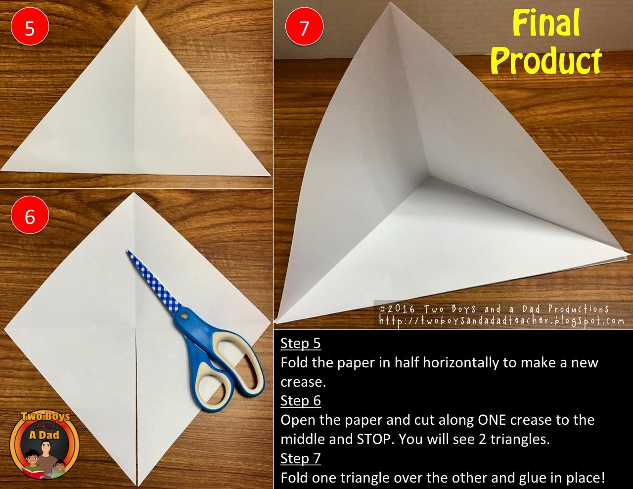 steps for tri-rama