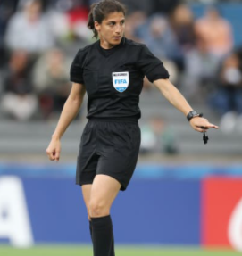 Riem Hussein will referee UEFA Women's Champions League final