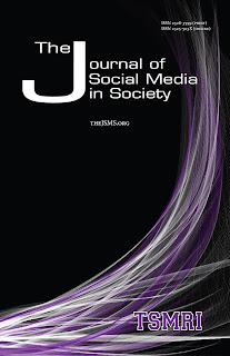 Cover of The Journal of Social Media in Society