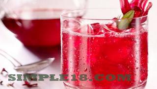 طريقة عمل مشروب الكركديه وفائدته لضغط الدم